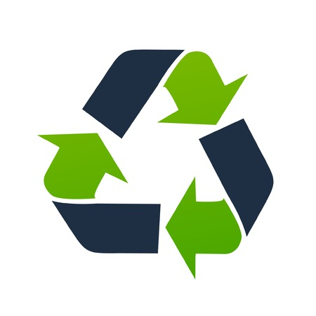 eco icons: Recycle signs