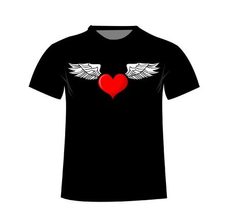 shirt design: t shirt design Illustration