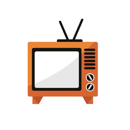 TV Icon Illustration