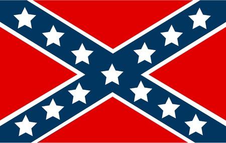 アメリカ連合国の国旗のイラスト素材・ベクタ - Image 68417964.
