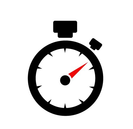 accelerated: speedometer. abstract symbol of speed
