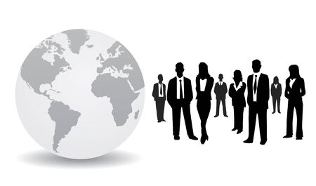 business group: Business people