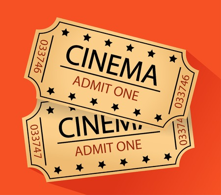 purchased: cinema tickets