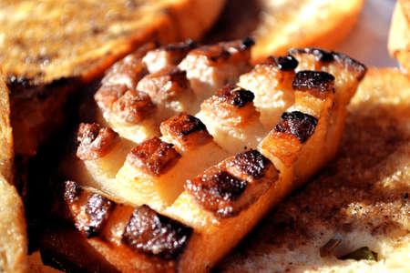 comestible: Bacon cut