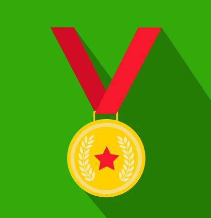 Award Icon vector illustration