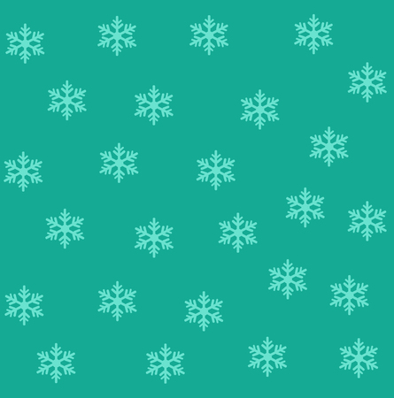 snowflakes vector illustration art Stockfoto - 121667426