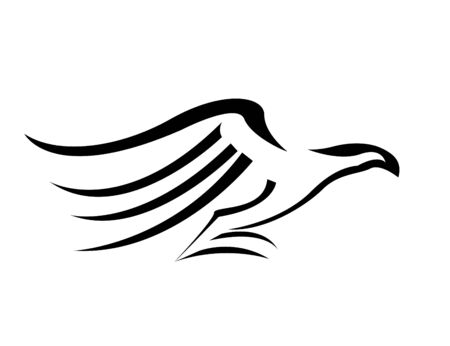 Eagle Logo Vector illustration 일러스트