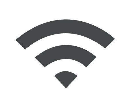 vector icon WiFi design Vektoros illusztráció