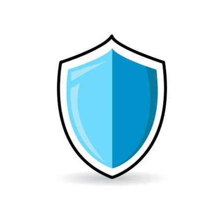 shield icon symbol vector illustration 일러스트