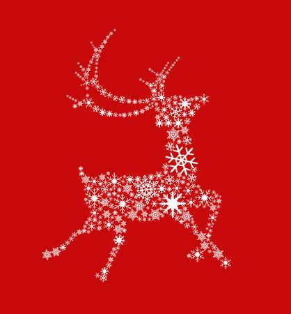 snowflakes vector illustration design