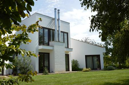 Country modern house i