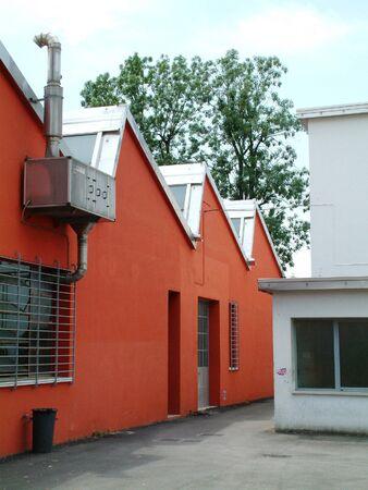 Restored laboratories