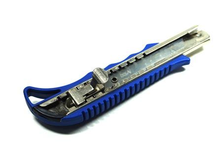 blue cutter                                 photo