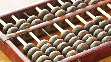 calculator chinese: old abacus