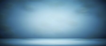 blur abstract soft  blue  studio and wall background 版權商用圖片