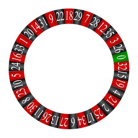 roulette: Ruota della roulette
