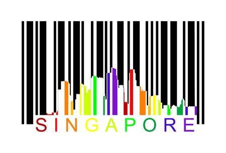 singapore  barcode