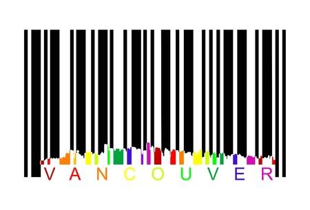 vancouver: canada vancouver barcode