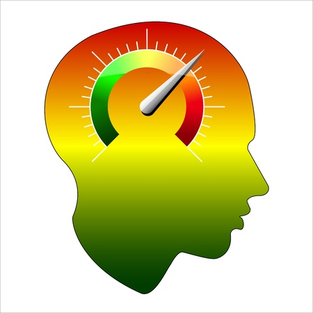 odometer: speed of the human mind