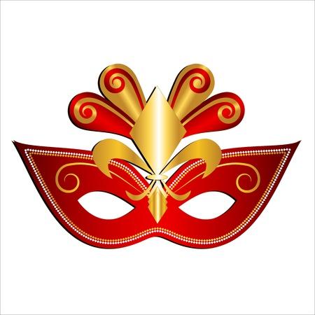 Carnival Mask. Vector Stock Vector - 20240455