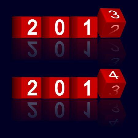 2012-2013-2014 passing years photo