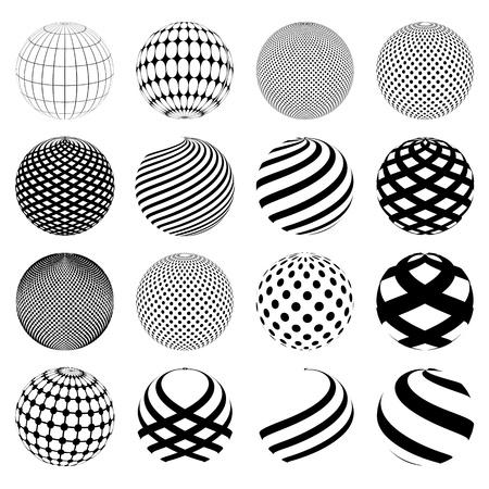 Spheres Stock Vector - 21003276
