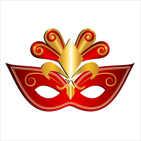 Carnival Mask. Stock Vector - 22065904