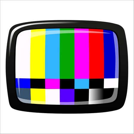tv - NTSC signal Vector