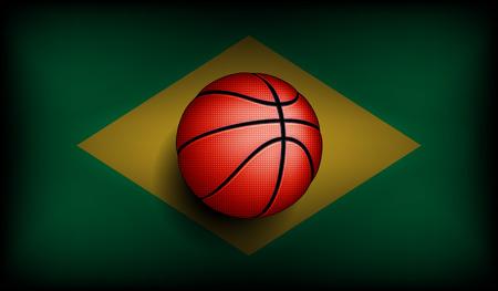 basket ball: Baloncesto brasile�o