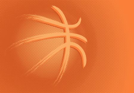 Basketball, vector Stock Vector - 31045924
