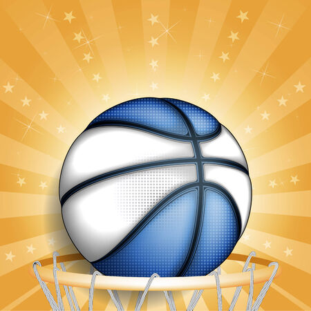 basket ball: Baloncesto argentino, vector