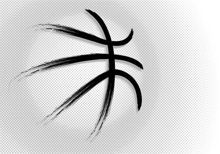 Basketball, vector Illustration