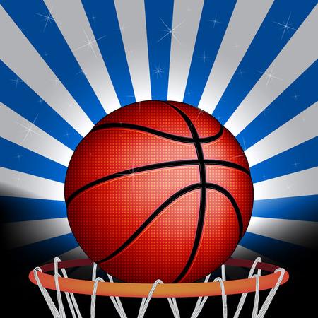 basket ball: Greeks basket ball