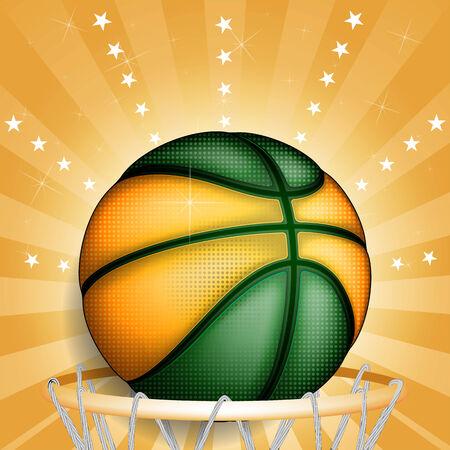 basket ball: Brazilian basket ball