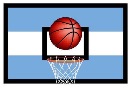 argentine: Argentine basket ball