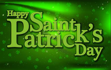 threeleaf: Happy Saint Patricks Day background