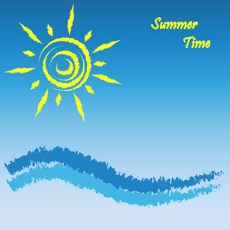 summer time: Summer time