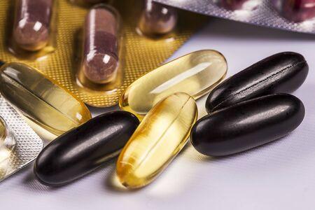 penicillin: Medical pills