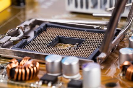 processor: Motherboard processor socket