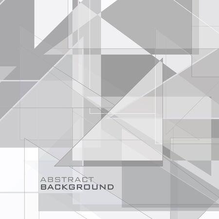 triangular: Abstract triangular background, vector Illustration