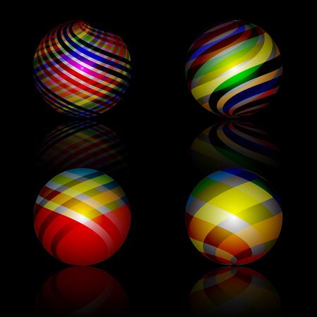 sphere: colorful Sphere Illustration