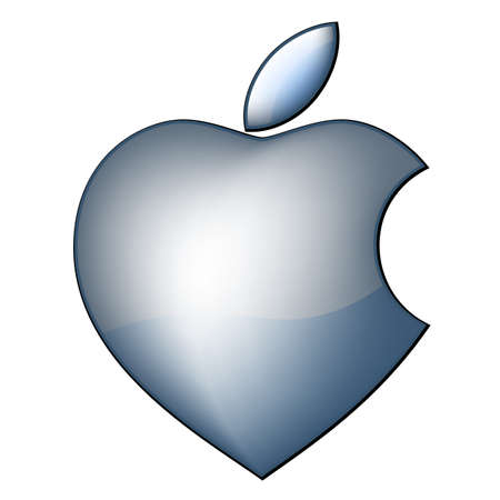 nip: Heart icon, vector Illustration