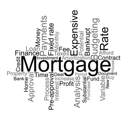 fixed rate: Mortgage tag cloud