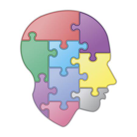 mente humana: Rompecabezas de la mente humana