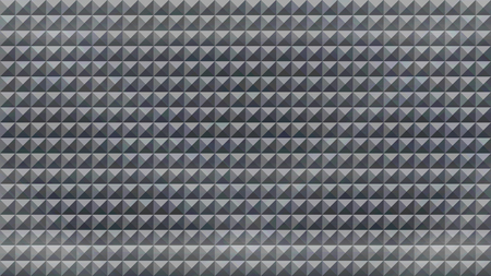 Modern abstract pyramid triangular texture pattern vector background. 矢量图像