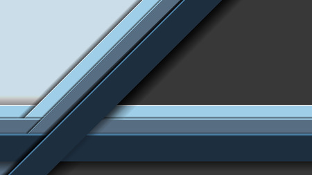 Vector Abstract Elegant Blue Modern Background. Corporate tech art