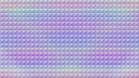 Modern abstract pyramid triangular holographic texture pattern vector background. Concept pop art. Minimal surrealism background. 向量圖像