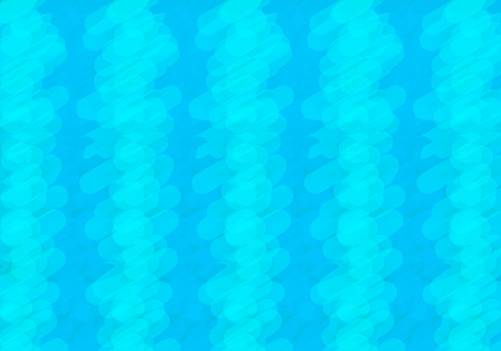 Abstract textured background. Blurry rounded pattern design vector