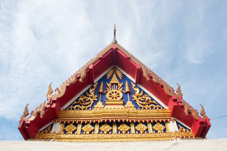 thai temple Stock Photo - 11361024