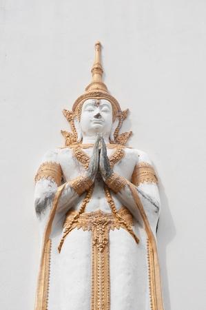 thai deity statue photo